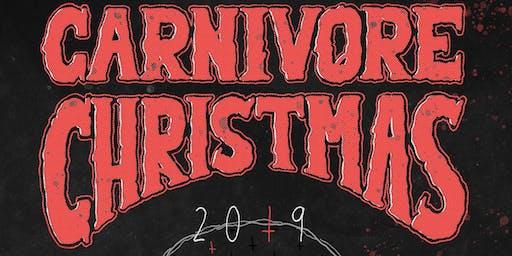 Carnivore Christmas 2019
