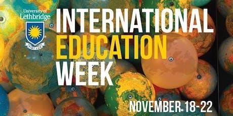 Mini Sinhala Lesson  - A Sri Lankan Language (International Education Week) tickets