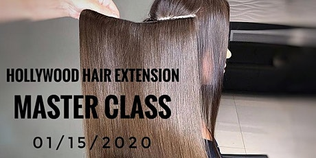 Hollywood hair extensions tickets