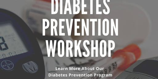 Diabetes Prevention Workshop