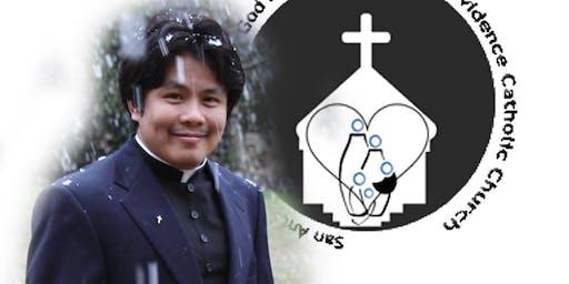 Community Thanksgiving to Fr Ryan (Birthday Celebration)