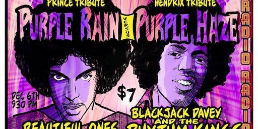 Prince vs Hendrix TIX AT DOOR