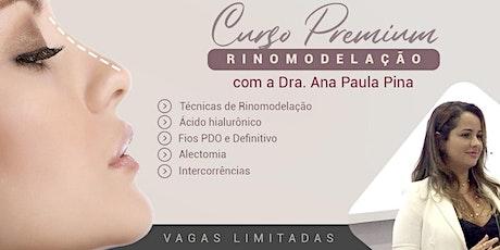 Curso Premium Harmonização Facial Completo tickets