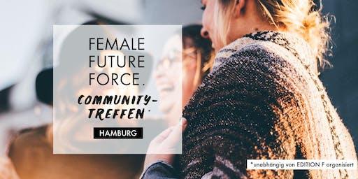 FEMALE FUTURE FORCE Community Treffen Hamburg - Achtsamkeit zum Jahresende