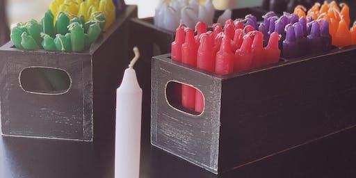 Color & Candle Magic