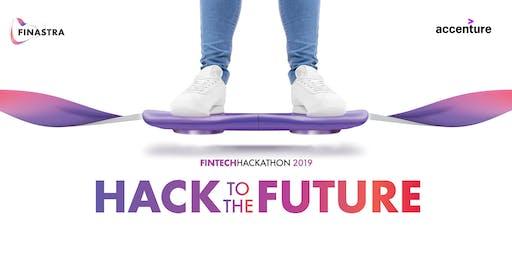 HACK TO THE FUTURE - Bengaluru City Hack (Accenture)