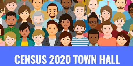 Census 2020 Town Hall for Berkeley tickets