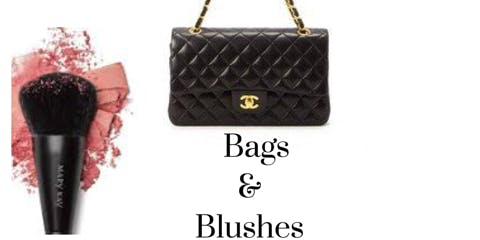 Bags and Blushes