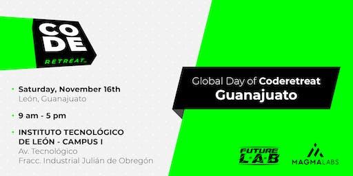 MagmaLabs Global Day of Coderetreat Guanajuato