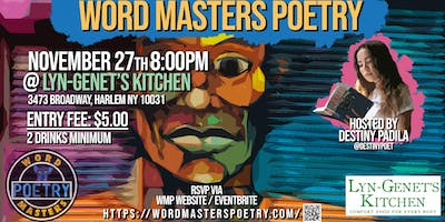 event image Word Masters Poetry