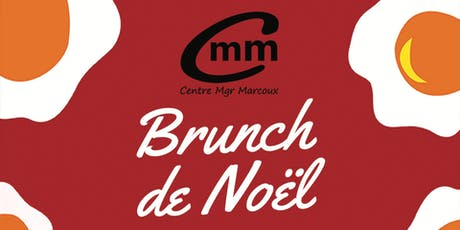 Brunch de Noël au CMM billets