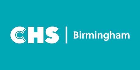 The Big CHS Birmingham Unwrapping tickets
