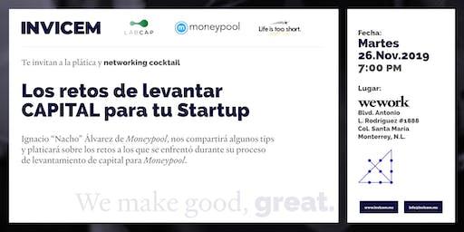 Los Retos de Levantar Capital para tu Startup