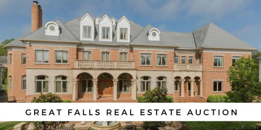 Great Falls Real Estate Auction