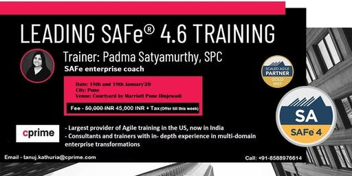 CPrime Leading SAFe Training in Pune