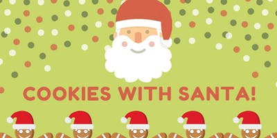 Cookies with Santa   ($5 Per Child,  $15 Per family)
