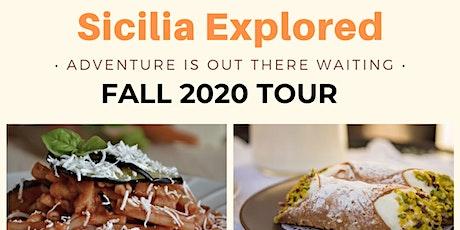 SICILY FOOD TOUR 2020 biglietti