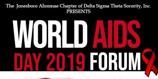 World AIDS Day 2019 Forum