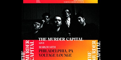 The Murder Capital tickets