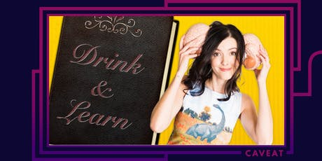 Drink and Learn w/Vanessa Hill from BrainCraft!  tickets
