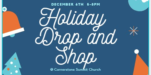 2019 Holiday Drop and Shop