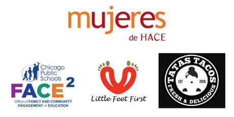 CHICAGO - Giving Back One Foot at a Time by Mujeres de HACE Board tickets