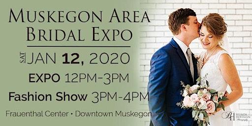 Muskegon Area Bridal Expo - January 11, 2020