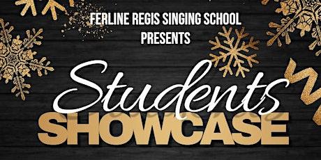 Ferline Regis Singing School | Students Showcase tickets