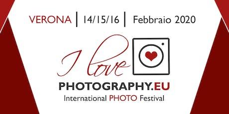 I Love Photography | International PHOTO Festival biglietti
