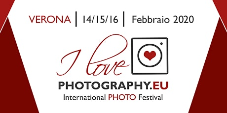I Love Photography 2020 | International PHOTO Festival biglietti