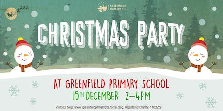 Greenfield PTA's Christmas Party tickets