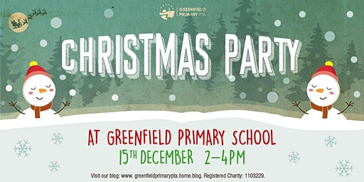 Greenfield PTA's Christmas Party