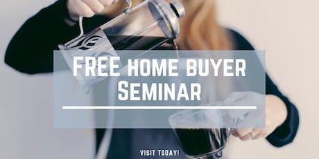 Fairfax Home Buyer Seminar tickets