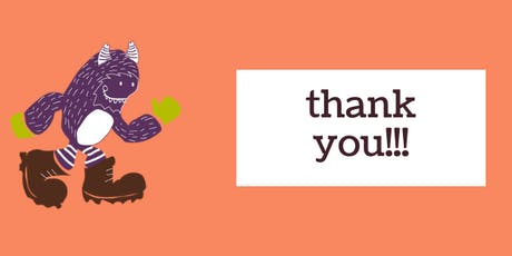 Volunteer Appreciation Social Hour tickets