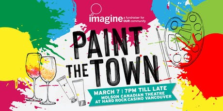 IMAGINE: A fundraiser for OUR community tickets