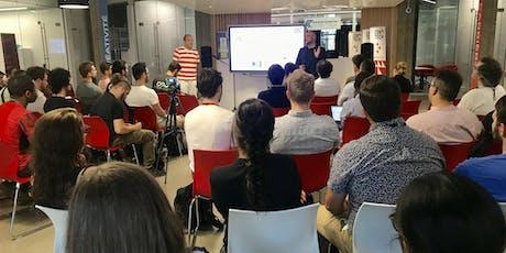 Séance d'information : Démarrer une entreprise techno au Centech billets
