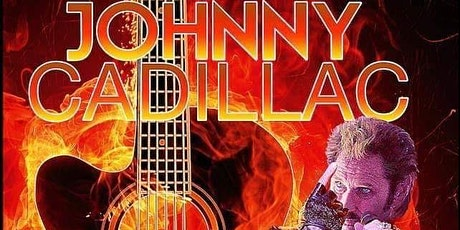 Concert Johnny Cadillac billets