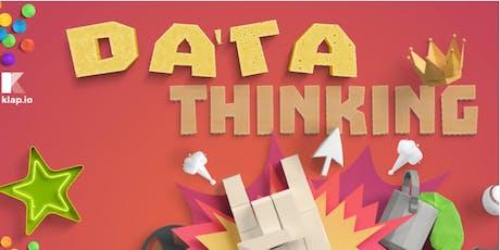 Data Thinking !  Make it KLAP billets