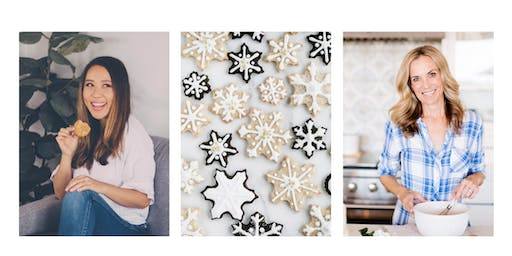 Snowing in CA: Better Baking with @brownedbutterblondie + @studiobaked