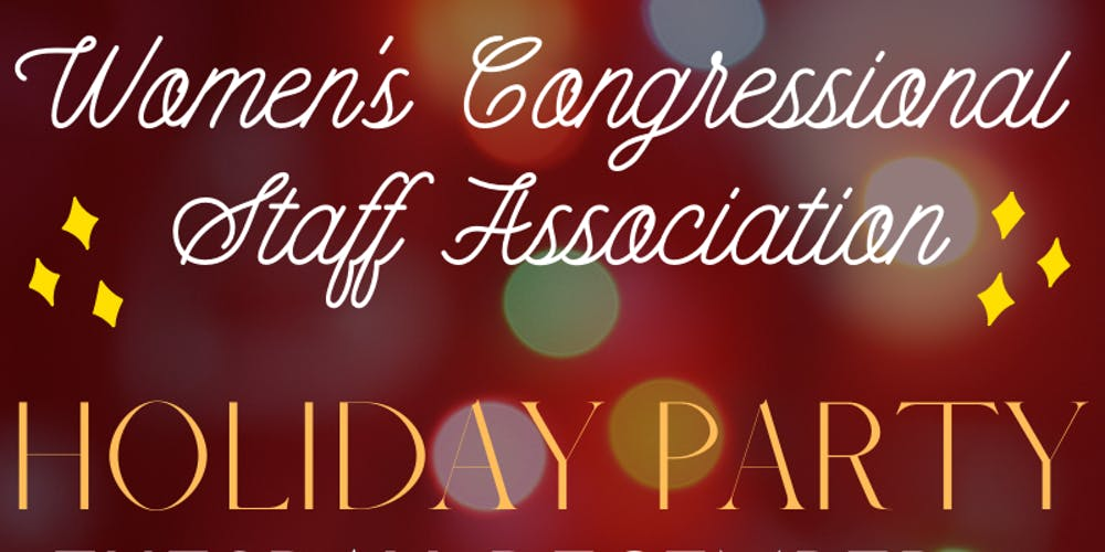 WCSA's Holiday Party