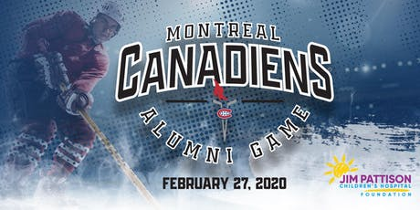 Montreal Canadiens Alumni Game-Saskatoon tickets