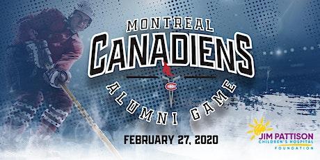 Montreal Canadiens Alumni Game-Saskatoon tickets