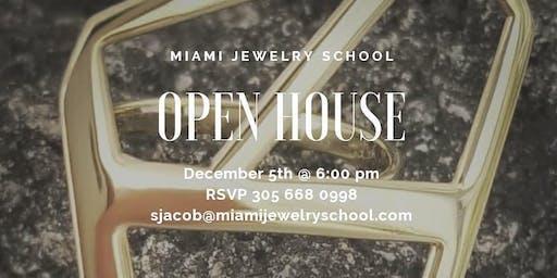 "Miami Jewelry School ""December 5th Open House"""