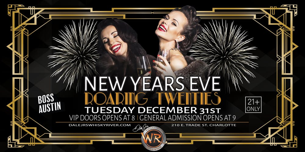 Austin New Years Eve 2020.New Years Eve 2020 Roaring 20 S Party Tickets Tue Dec 31