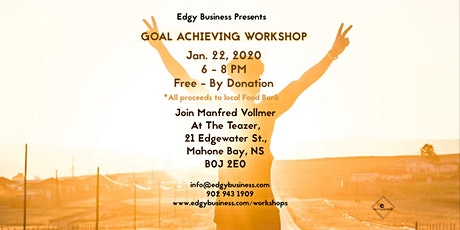 Goal Achieving Workshop tickets