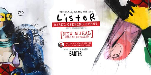 LISTER (Basel Opening Event)