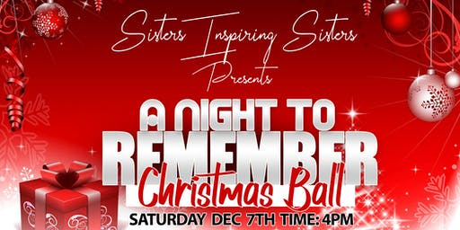 A Night To Remember Christmas Ball