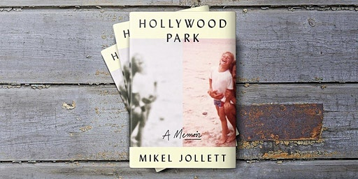 Hollywood Park - author event with Mikel Jollett of Airborne Toxic Event
