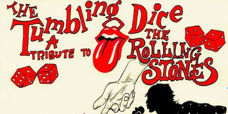 The Tumbling Dice, Fly By Train, The Chuckleberries, Carnaby 4 tickets