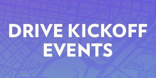 Zija Drive Kickoff Event